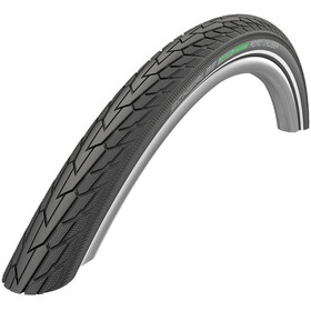 "SCHWALBE Road Cruiser Cubierta Carretera Alambre 26"" K-Guard Active Reflex, black"